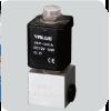 Zintegrowany elektrozawór zabezpieczający  przed migracją oleju do układu próżniowego